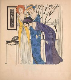Paul Poiret was a leading French fashion designer, a master couturier during the first two decades of the 20th century. His contributions to his field have been likened to Picasso's legacy in 20th-century art.[1][2]