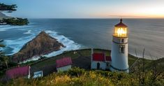 Bell Rock Lighthouse, Lighthouse Inn, Famous Lighthouses, National Geographic Photography, Bay Point, Big Bay, Safe Harbor, Rise Above, Lake Michigan