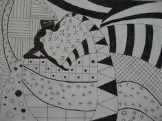 Artsonia Art Gallery - Ink Drawing