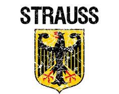 Strauss Surname
