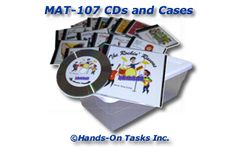 CDs and Cases Matching Activity