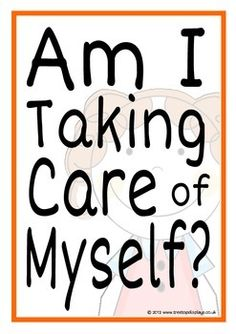 With a prompting title page, here is a set of 16 colorful printables reminding students how to, and whether they are, taking care of themselves. Great for quick morning discussions on health and hygiene! Visit our TpT store for more information and for other classroom display resources by clicking on the provided links.