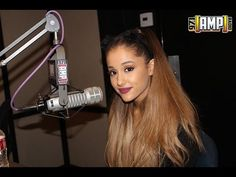 Ariana Grande Flawless Hair Interview - http://oceanup.com/2014/08/27/ariana-grande-flawless-hair-interview/