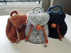 Mini backpack - HandmadebyRaine