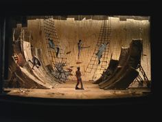 Stage Set Design, Set Design Theatre, Dark Fantasy Art, Royal Ballet, Scenography Theatre, Ghost Light, Theatre Stage, Set Theatre, Alvin Ailey