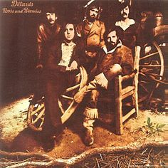 """Roots And Branches"" (1972, Anthem) by The Dillards.  Their sixth LP."