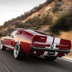 ❤1967 Ford Mustang SHELBY GT500CR Towards eternity...❤ __________________________________________ #mustangfanclub #fordmustang…