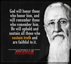 Joseph F. Smith Mormon Quotes, Lds Quotes, True Quotes, Great Quotes, Inspirational Quotes, Spiritual Church, Spiritual Quotes, Father Son Holy Spirit, Guide Words