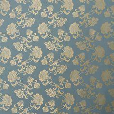 71842 Margaux Ciel Shimmer by FSchumacher Fabric