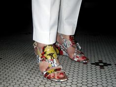 Proenza...new at chaussureasonpied.tumblr.com