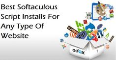 Best Softaculous Script Installs For Any Type Of Website