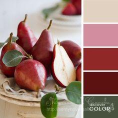 (3) Gallery.ru / Фото #155 - сочетание цвета оттенки красного и розового…