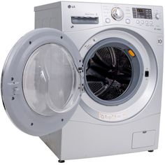 Less is more. I really like this washer/dryer combo machine. It washes and dries in one machine.