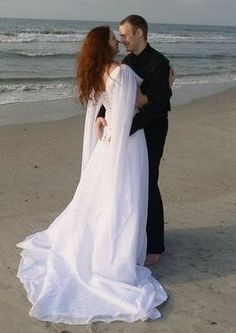 Celtic wedding celtic wedding dresses and celtic on pinterest for Angel wings wedding dress