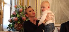 The Prince and Princess of Monaco allowed the cameras to capture life at the palace with their twins. You'll be amazed at how hands on they are.