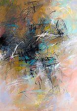 "Serendipity by Debora Stewart (Acrylic Painting) (30"" x 22"")"