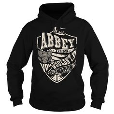 It's an ABBEY Thing T-Shirts, Hoodies. Check Price Now ==► https://www.sunfrog.com/Names/Its-an-ABBEY-Thing-Eagle--Last-Name-Surname-T-Shirt-Black-Hoodie.html?41382