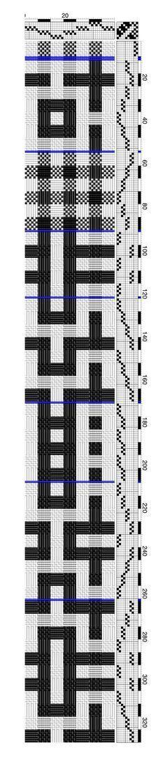 """Résultat de recherche d'images pour """"4 shaft deflected double weave"""""""