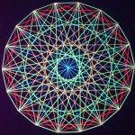 String Art Circle Design