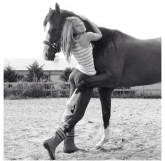 A bond with your horse is only the one you feel in your heart not what you see outside of your heart