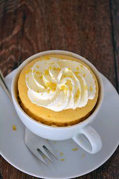 Zitronen Tassenkuchen 3-2