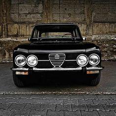 Alfa Romeo #vintage cars