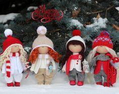 Angel doll Tilda doll Art doll Handmade doll by AnnKirillartPlace