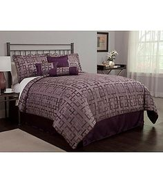 Eastlake 7-pc. Comforter Set by Signet by Baltic Linens | Herberger's