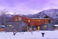 Soulmate24.com Contemporary Aspen Home. #mansionhomes #realestate #luxuryhome #mansion #luxuryrealestate #luxurylife #luxury… Mens Style