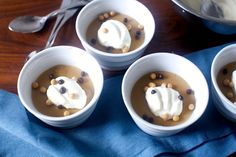 old school butterscotch pudding