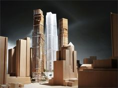 Frank Gehry reveals his latest project in Toronto     A multi-purpose complex that also includes an art gallery and a university centre