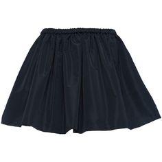 Miu Miu Skirt ($580) ❤ liked on Polyvore