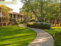 Take a stroll thru the hotel's beautiful tropical gardens. - https://squareup.com/market/kares-kommunications