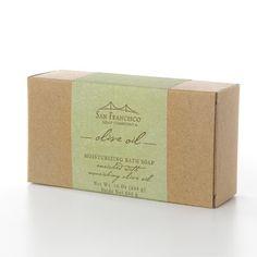Yummy San Francisco Soap Company soap! In Olive Oil :)