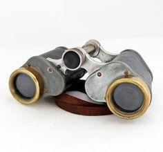 1915s Carl Zeiss 6x30 Binoculars Silvamar / by GrandpasMarket.