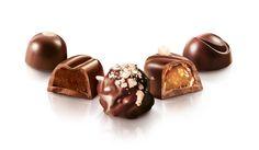 Choco Delight retouching on Behance