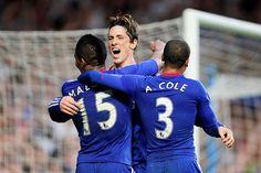 Fernando Torres by Chelsea Football Club