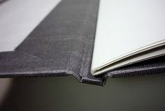 A professional book binder and restorer... Bradel Binding -part 2 a Case Bound Pamplet