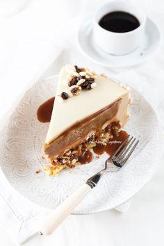 Торт Карамельное Капучино