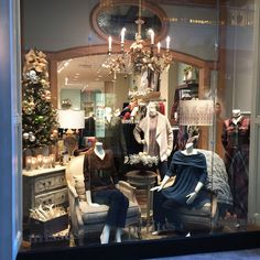A Winter 2015 collection window display at our newest store location at Bridgewater Commons in Bridgewater, NJ.