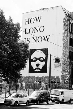 How long is now | Flickr: Lesley Bourne