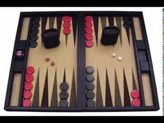 #Backgammon - Spielbrett, Ziel & Regeln | CaPoGa #backgammonregeln