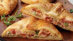 Turkey-Filled Crescent Squares Recipe via Red Gold Tomatoes at www.redgoldtomatoes.com ...
