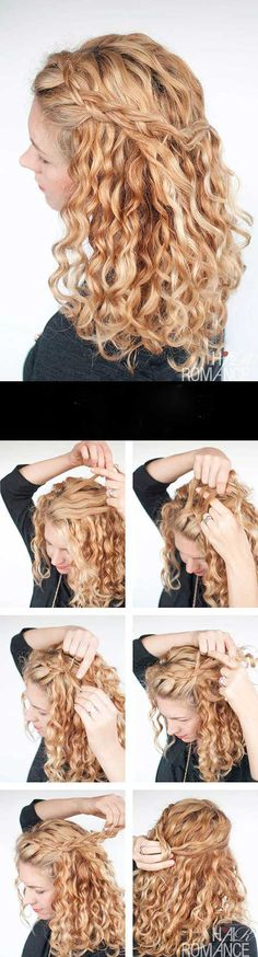 Curly Hair Styles-14