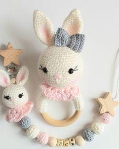 Crochet Baby Toys, Crochet Baby Clothes, Crochet Patterns Amigurumi, Baby Knitting Patterns, Crochet Dolls, Crochet Gifts, Free Crochet, Amigurumi Doll, Crochet Unicorn Pattern
