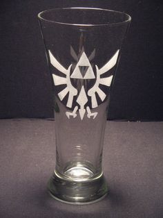 #Zelda glass by Reed Piper