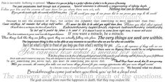 Dozens of inspirational and motivational quotes in black text on a white background. Inspired Wall Art by Stephanie Rachel Seely from Great BIG Canvas. Black Wall Art, Black White Art, Big Canvas, Canvas Frame, Magical Images, Just Love Me, Typography Art, Inevitable, Inspirational Message