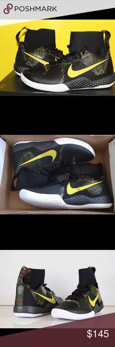 LIMITED EDITION NIKE FLARES! HARD TO FIND! WOMENS Serena's Flare for style  Nike introduced the Flare last summer by Serena Williams. This latest Flare version is called the BHM Edition , and it's Nike's tennis nod to Black History Month which is in February. Serena is wearing the shoe at the Australian Open, and the bold design certainly matches her personality and playing style.  NO BOX NEVER BEEN WORN JUST TRIED ON EXCELLENT CONDITION!!! Don't miss out if you wear a 7 or 8 in WOMENS Nike…