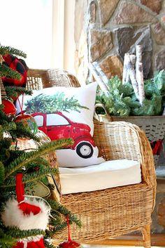 Christmas Home Tour 2014 - Duke Manor Farm