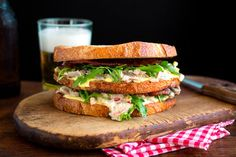 Death by Tuna Sandwich? - The New York Times Tuna Club Sandwich Recipe, Salad Sandwich, Tuna Salad, Food For The Gods, Homemade Mayonnaise, Fennel Seeds, Quesadillas, Dom, A Food